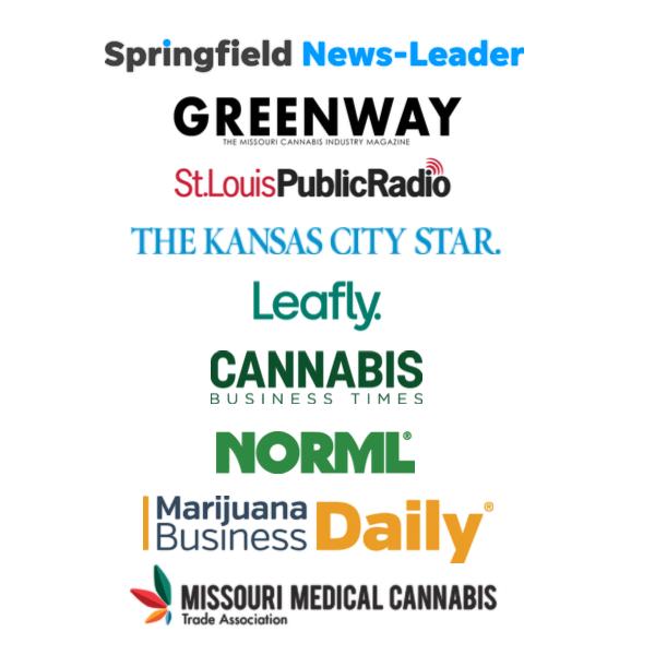 medical marijuana news logos