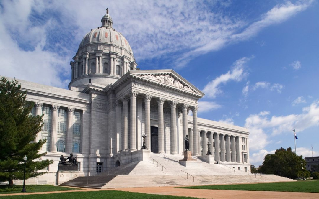 Missouri state capital Jefferson City medical marijuana